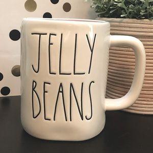 💥2/$30💥 Rae Dunn JELLY BEANS ceramic mug